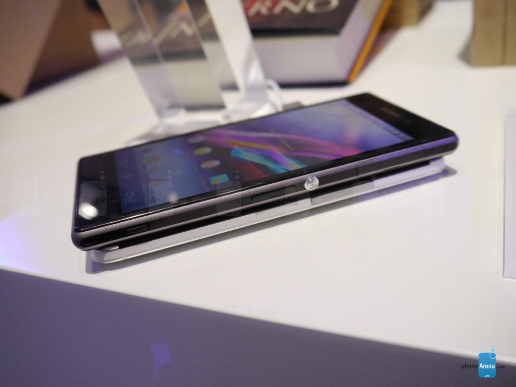 Handyvergleich Htc One Sony Xperia Z1