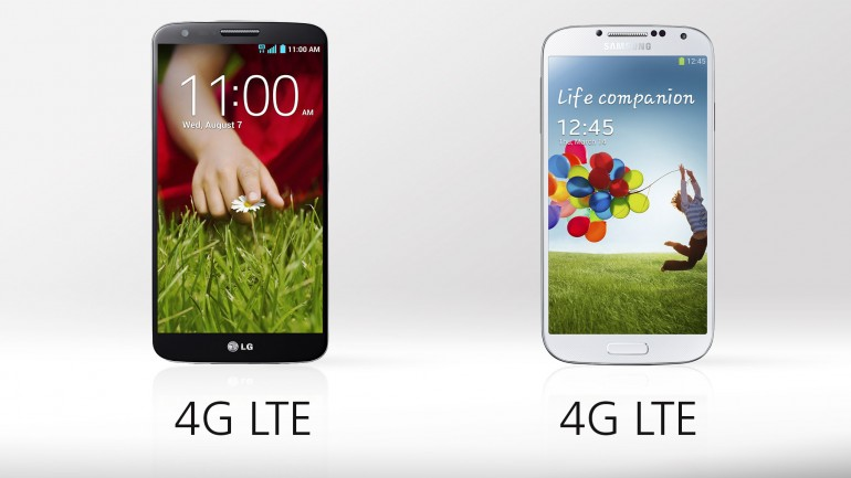 LG G2 vs Galaxy S4 test 06