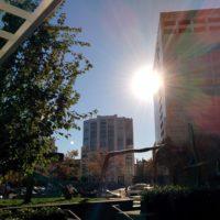 test Nexus 5 Appareil photo mode scene au coucher du soleil 0001