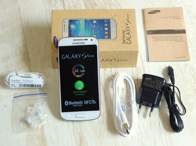 test galaxy s4 mini 21501