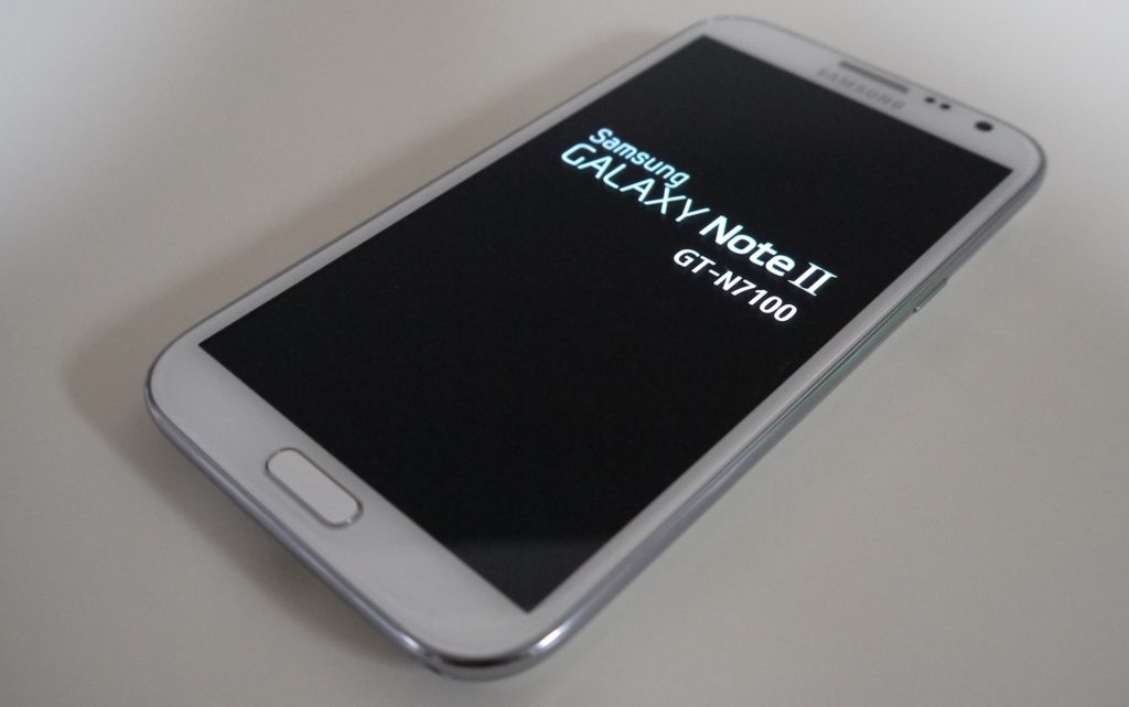 galaxy note 2 android 4.3 1712