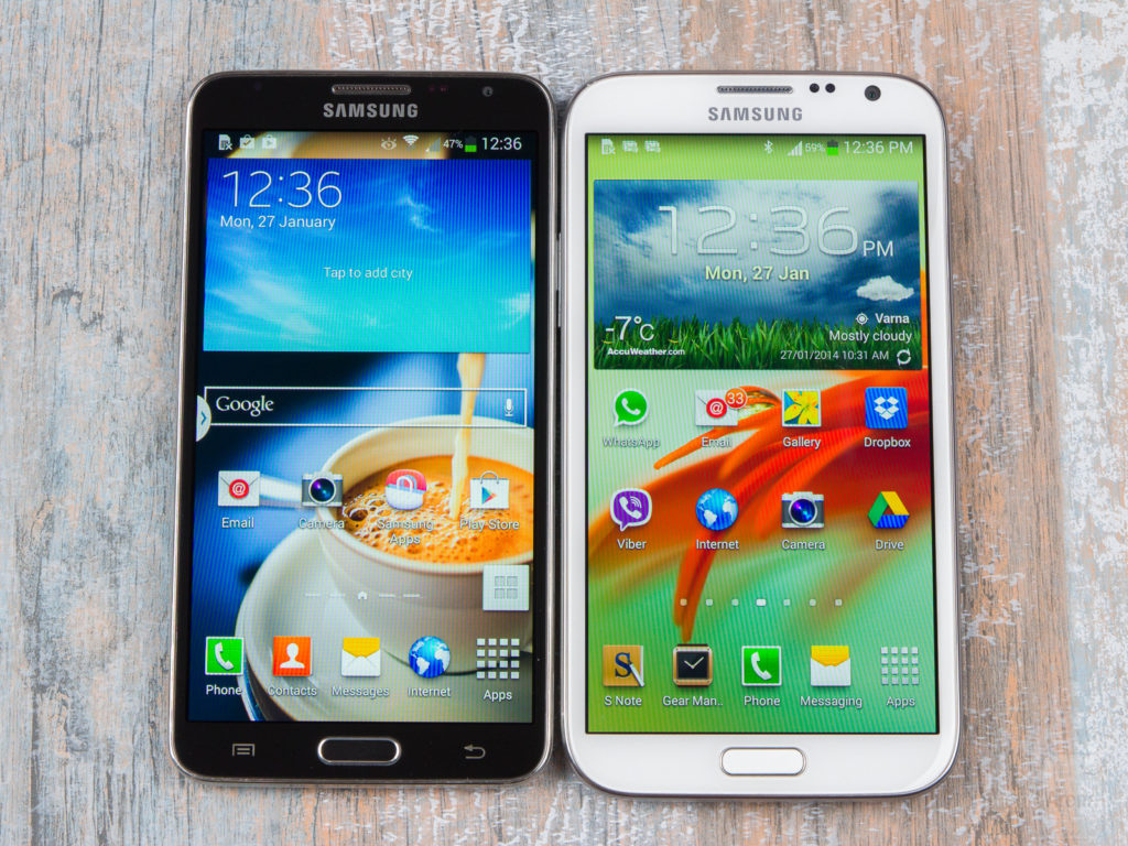 galaxy note 2 vs Galaxy note 3 neo 310102
