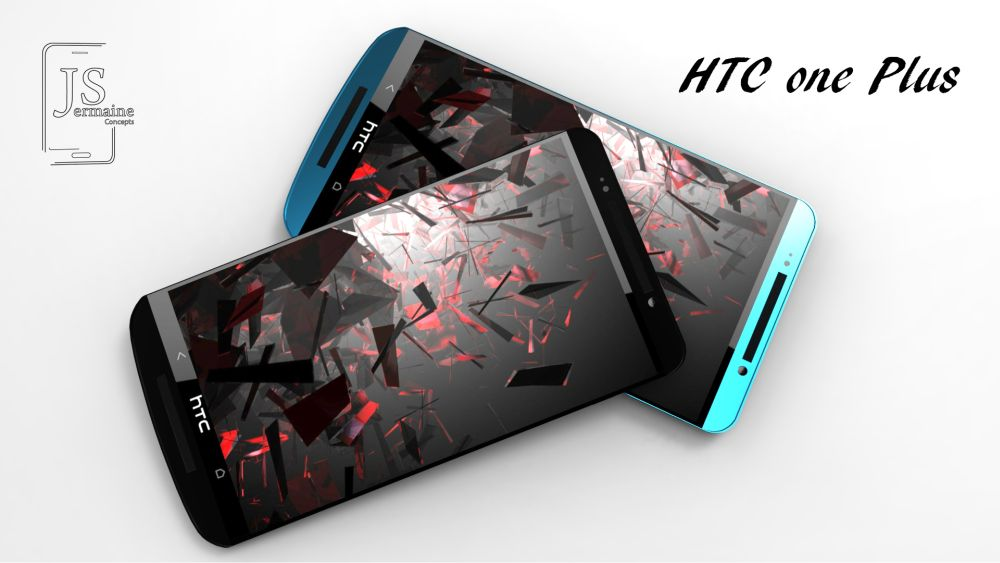 htc one+ concept design par jermaine smit 001