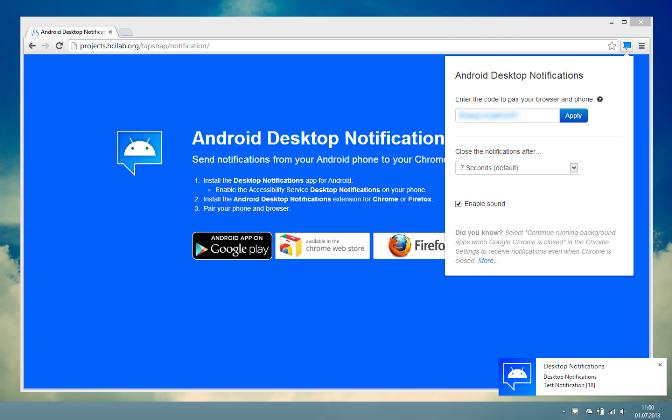 Recevoir les notifications de votre mobile sur un ordinateur - Recevoir les sms d un autre portable ...