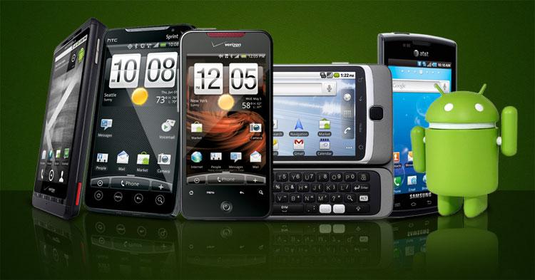 les meilleurs smartphones android du moment. Black Bedroom Furniture Sets. Home Design Ideas