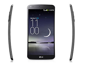 Photo : LG G Flex