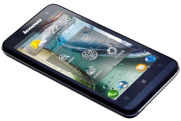 Phot : smartphone Lenovo