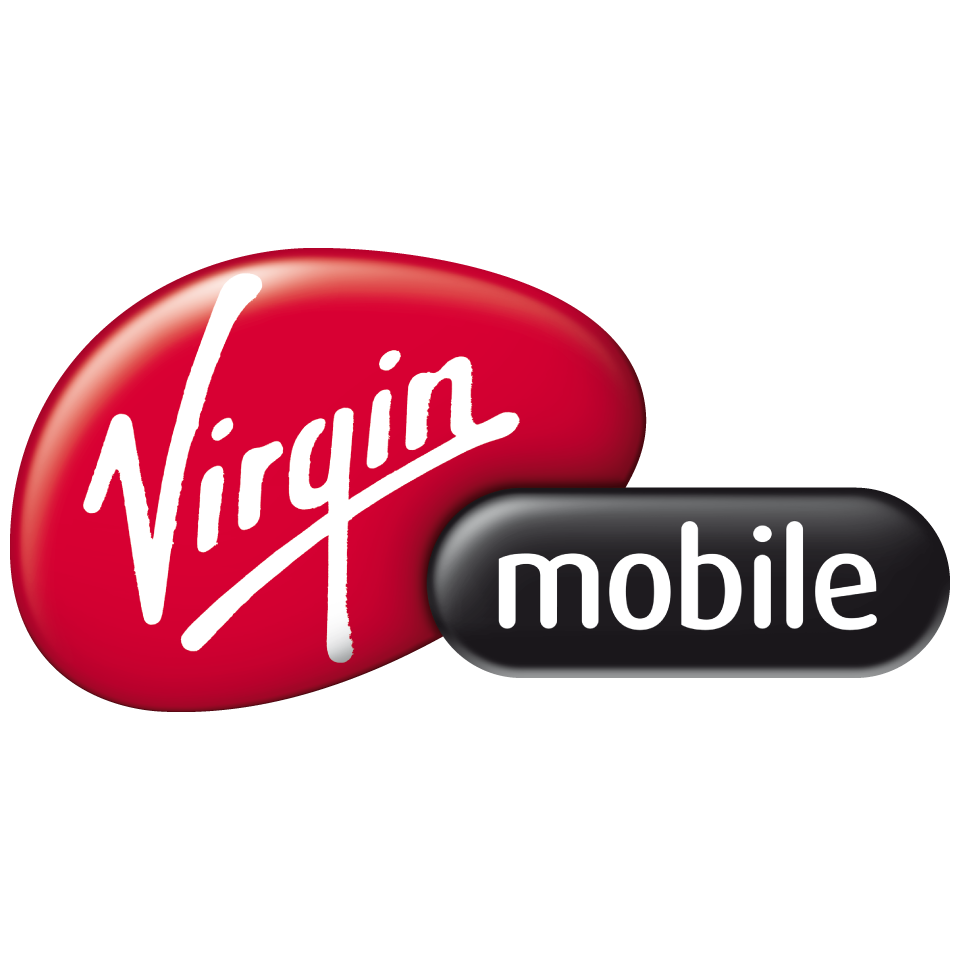 Logo : Virgin Mobile