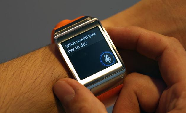 Samsung presentera la Gear S pendant l\'IFA 2014...