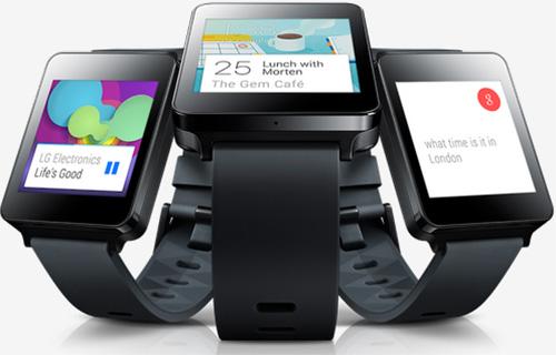 LG G Watch Air : une montre connectee traditionnelle...