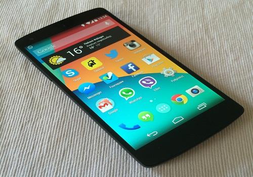 Photo : Nexus 6