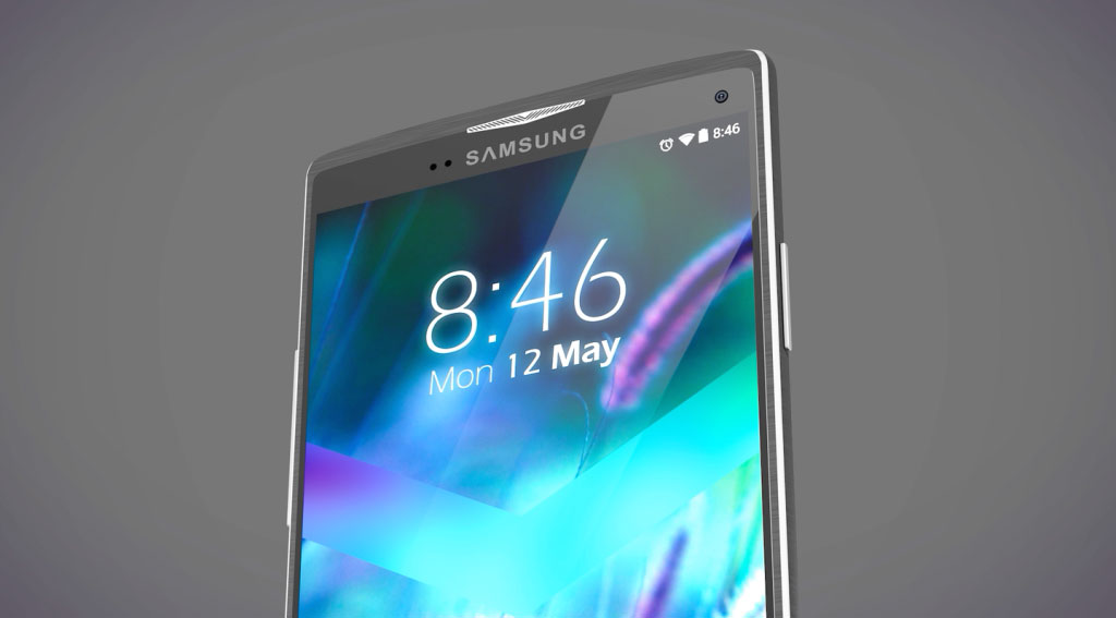 Sortie officielle du Samsung Galaxy Alpha...