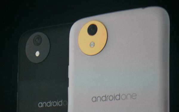 Officialisation de l\'Android One par Google...