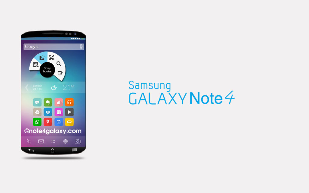 Photo : Samsung Galaxy Note 4