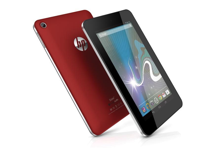 HP Slate 7 : un ordinateur sous Android KitKat...