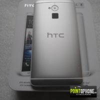 Test dos HTC One max 1