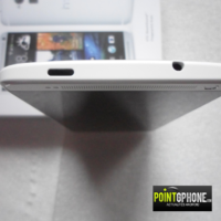 Test infrarouge et prise jack HTC One max