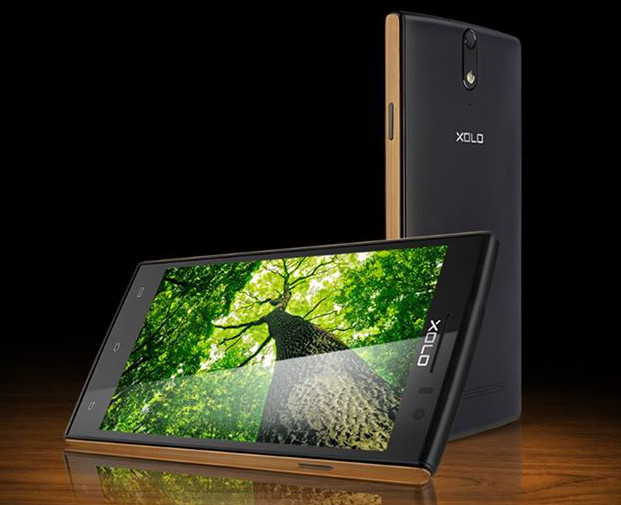 Xolo Q1020, un smartphone indien en bois...