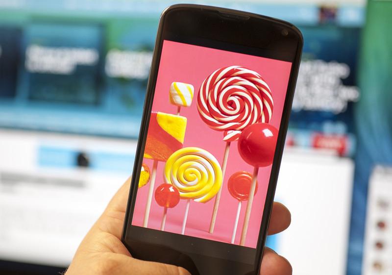 Android Lollipop enfin disponible pour les smartphones Nexus...