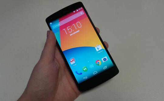test Nexus 5 005