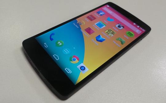 test Nexus 5 006