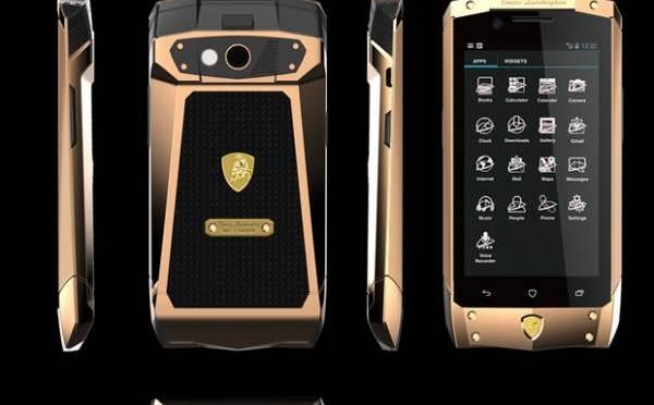 Lamborghini 88 Tauri : un smartphone a 5300 e...