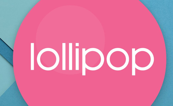 Photo : Android Lolipop