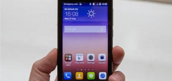 Huawei sort l\'Ascend Y540 un Smartphone Android a mini prix...