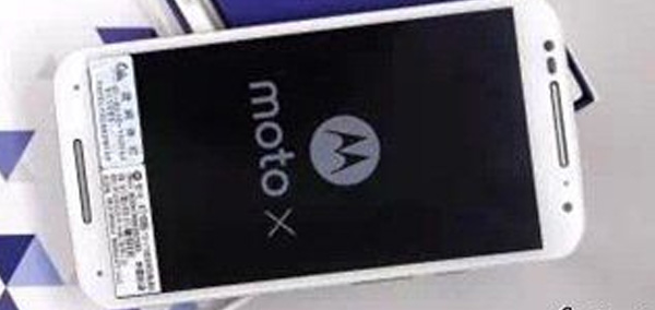 Photo : Motorola Moto X