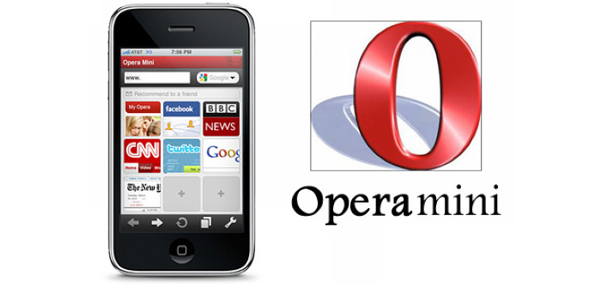 Photo : Opera Mini