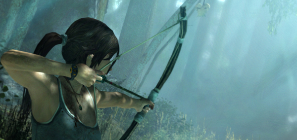 Application : Tomb Raider