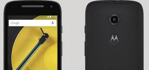 Photo : Motorola Moto E