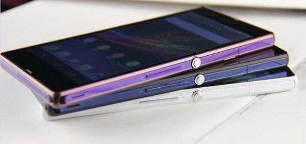 Sony Xperia Z, premier arriver, dernier servi pour Android Lollipop...