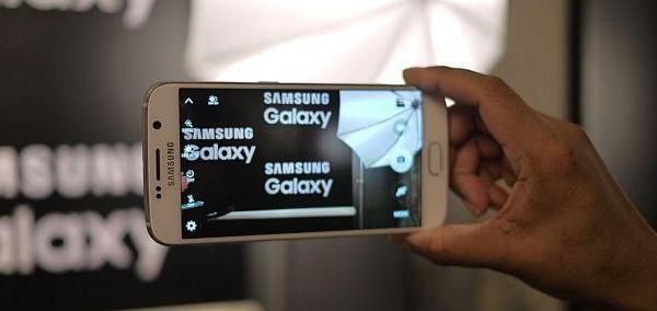 Photo : Galaxy S6