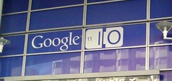 Photo : Google I/O