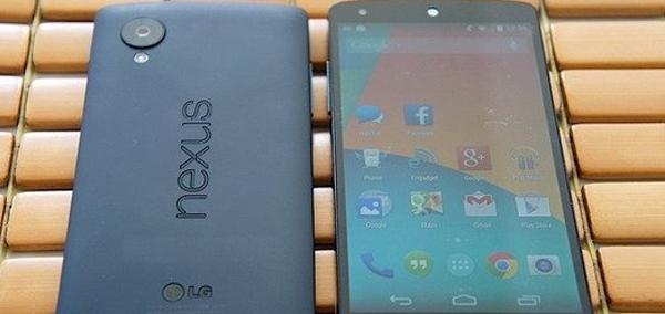 Nexus 5 sous Android M, plus tot que prevu ?...