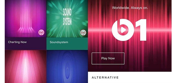 Beats 1 disponible sous Android...