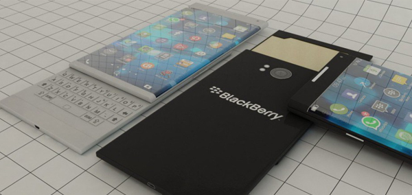 Photo : Blackberry Venice