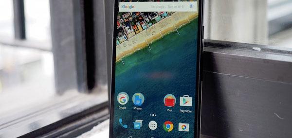 Photo : Nexus 5X