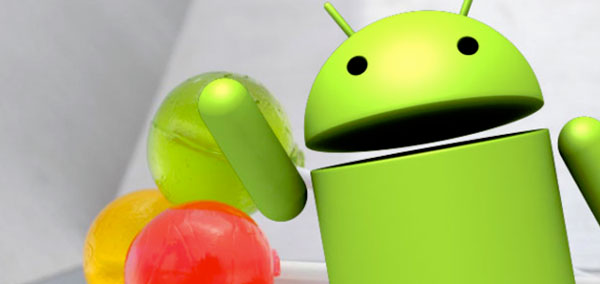 Photo : smartphone Android