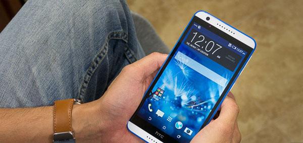 Photo : HTC Desire 820