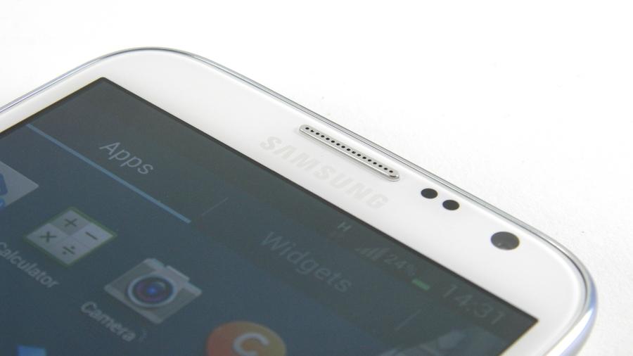 Samsung Galaxy Note 2 camera frontale