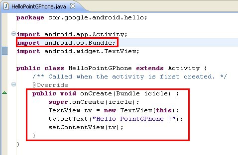 Eclipse Android