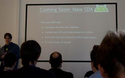 Nouveau SDK Android