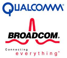 Qualcomm Broadcom