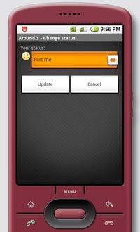 AroundIs rencontres Android