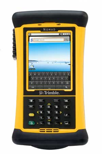 trimble-nomad-android