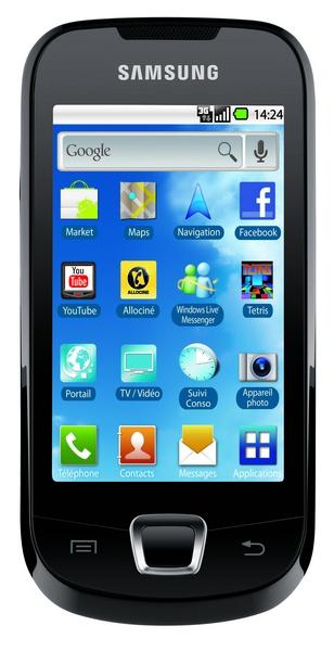 Le Samsung Galaxy Teos est disponible chez Bouygues Telecom