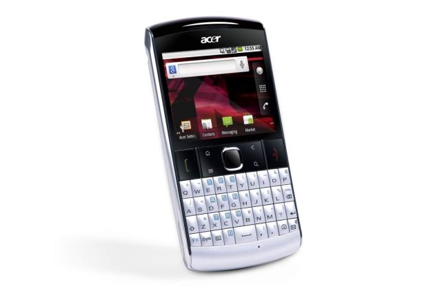 acer betouch e210 le blackberry android lowcost pointgphone. Black Bedroom Furniture Sets. Home Design Ideas