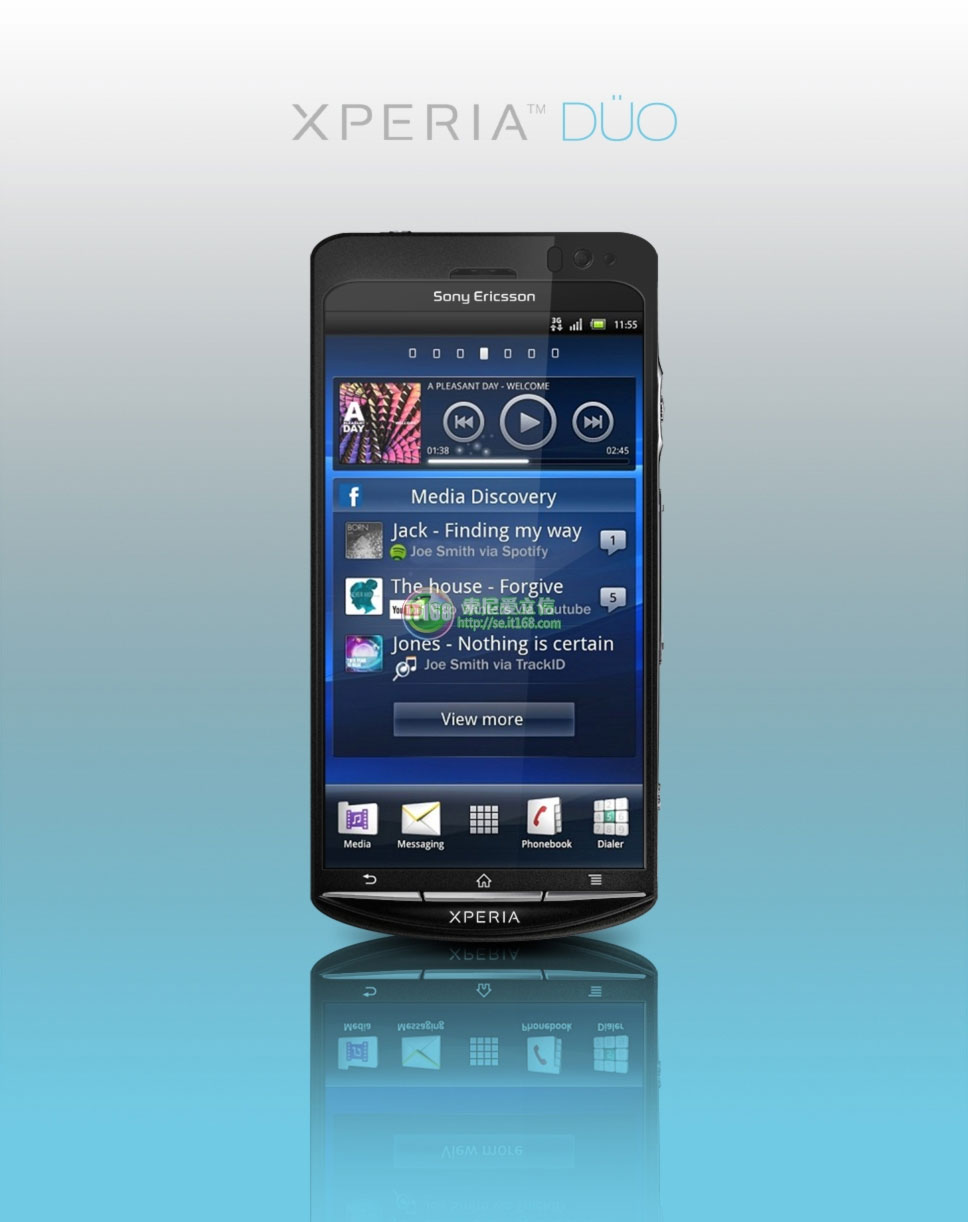 Sony Ericsson Xperia Duo